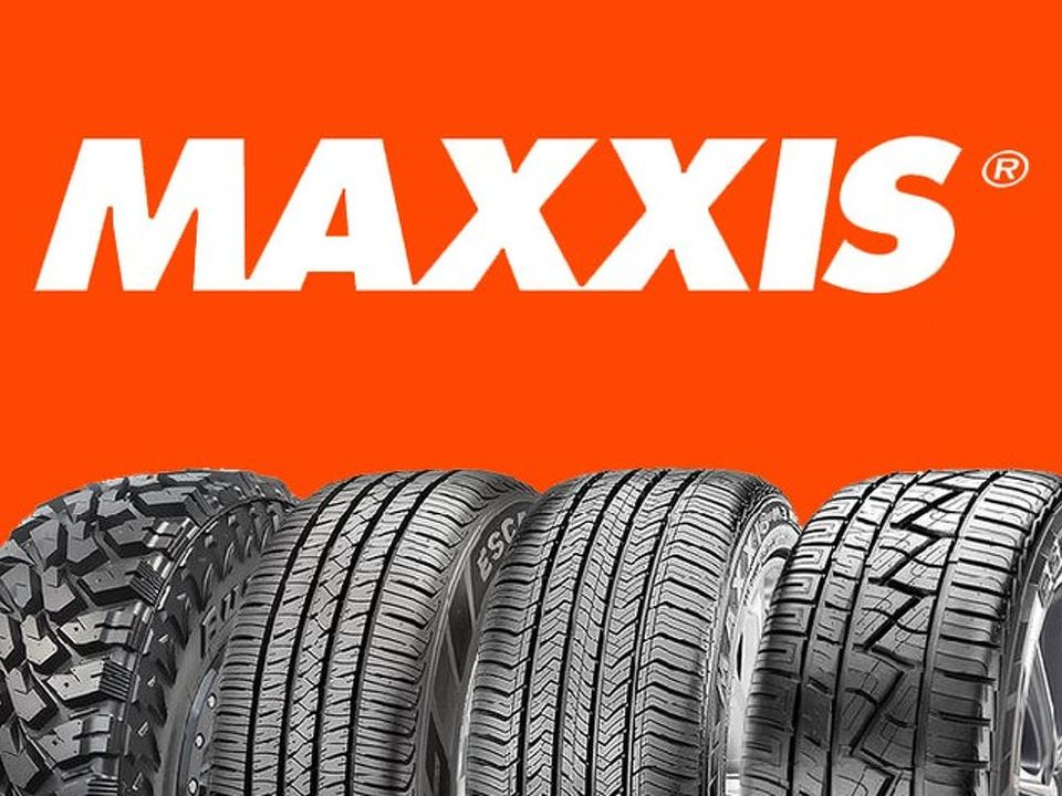 Get a grip – With premium Maxxis tyres!